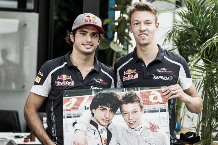Toro Rosso busca los puntos en los últimos GP de esta temporada