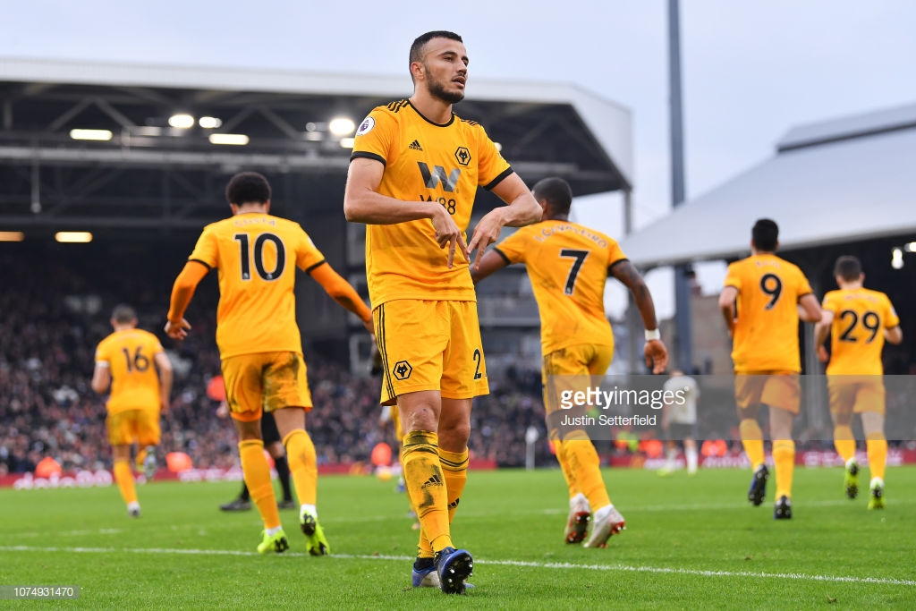 Fulham 1-1 Wolves: Visitors snatch late point at Craven Cottage