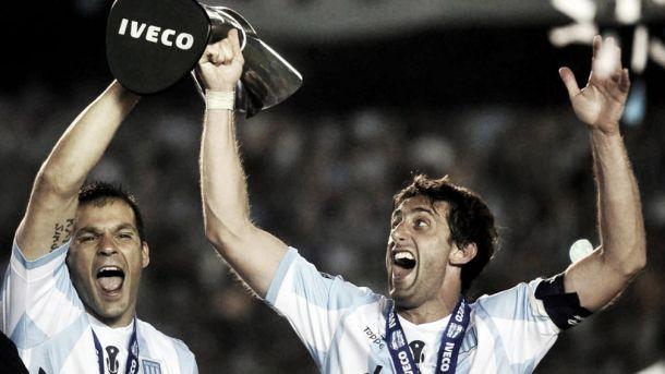 """Diego Milito: """"Este título fue especial"""""""