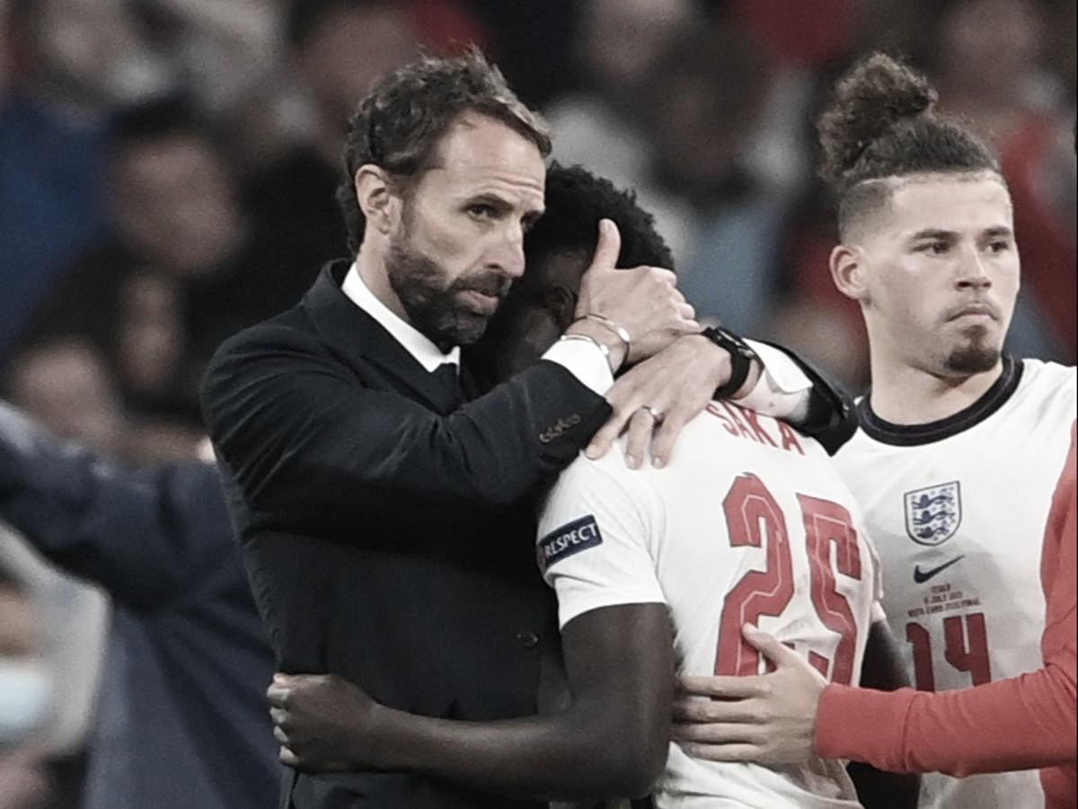 """Inglaterra habla después de su """"Heartbreaking"""""""