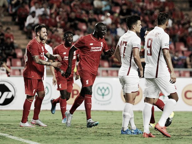 """Sakho: """"Plenty of reasons for Reds to be positive after commanding display"""""""
