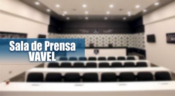 Sala de Prensa VAVEL, fecha 13