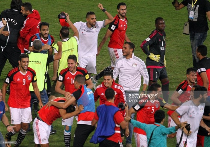 Mohamed Salah bags 95th minute winner to send Egypt to World Cup