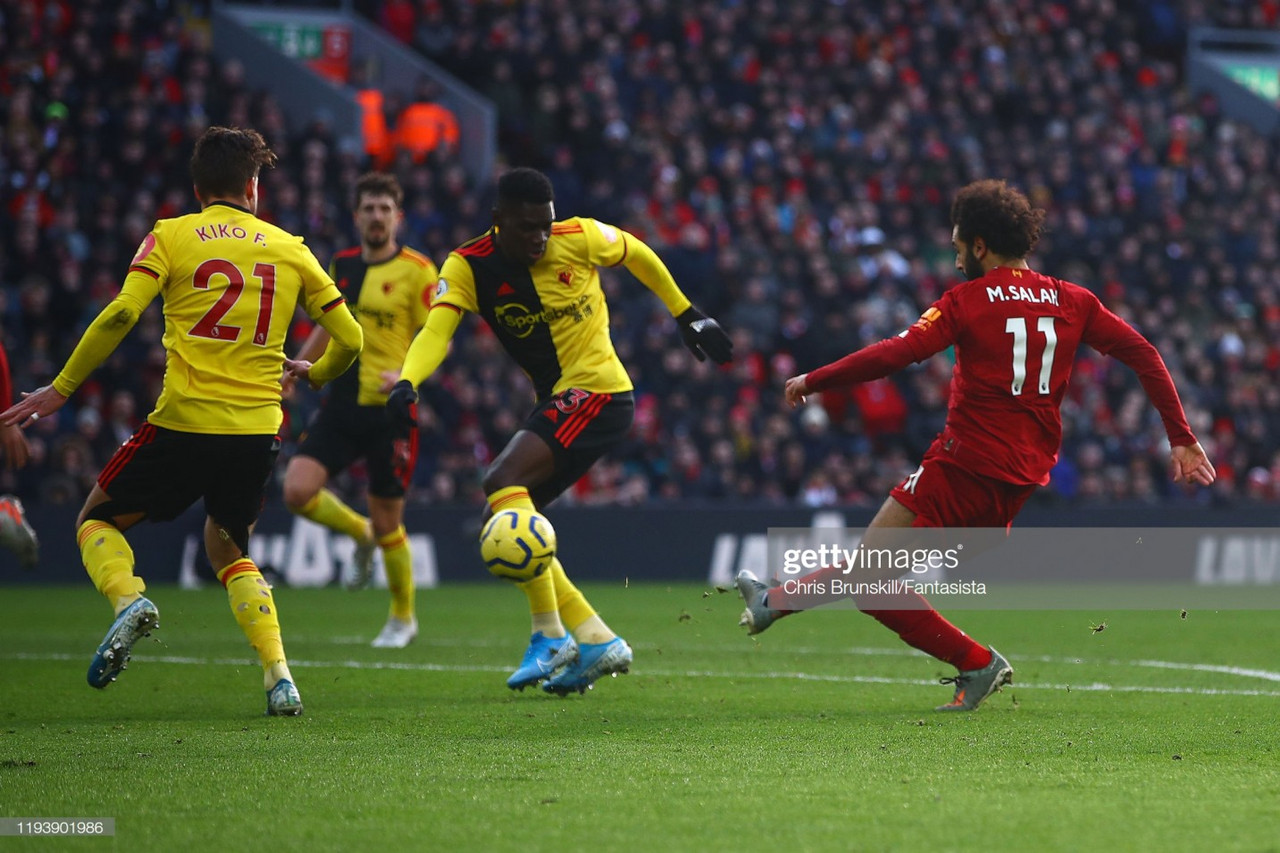 As it happened: Clinical Liverpool punish wasteful Watford