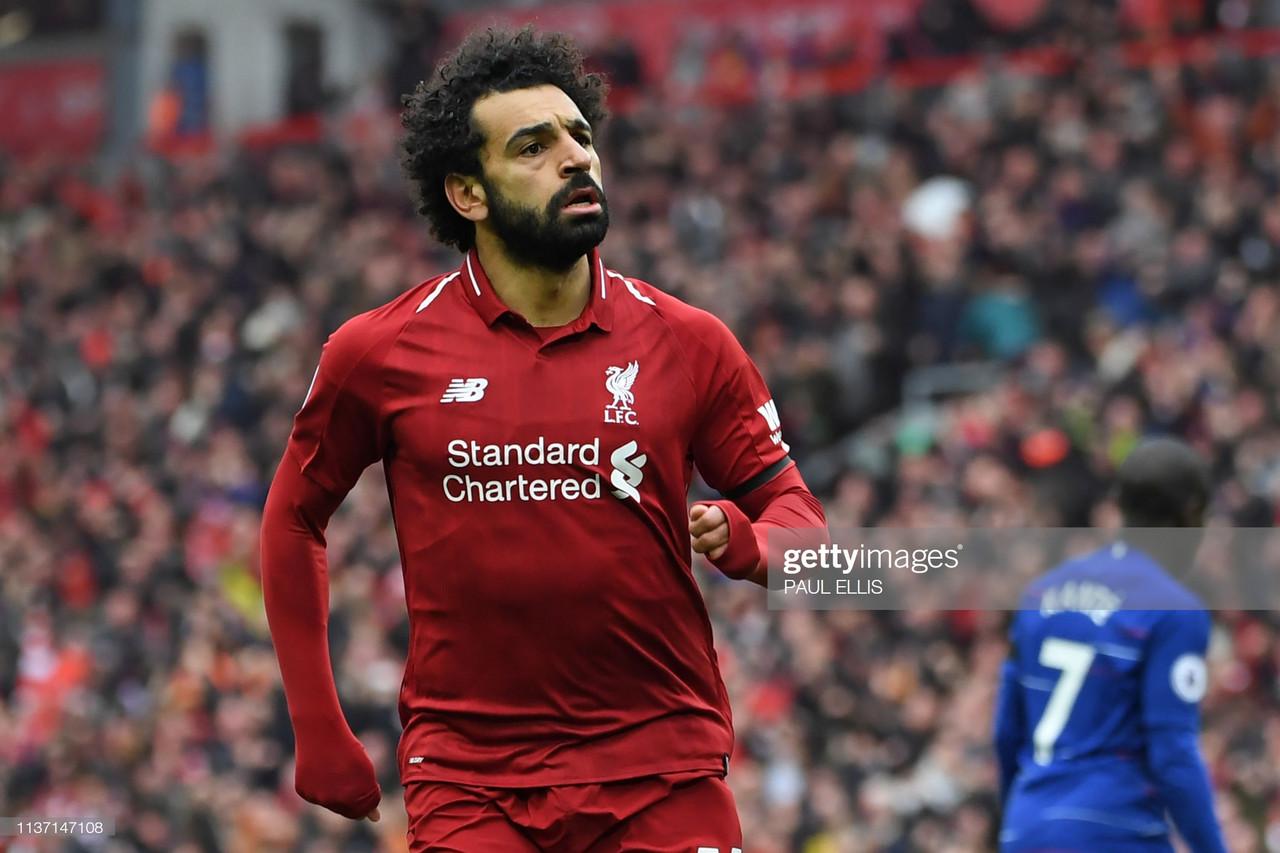 Liverpool 2-0 Chelsea: Salah stunner ensures Rampant Reds put aside their demons to blitz past Blues
