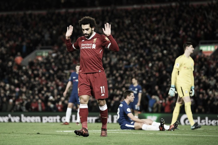 Champions League, Liverpool-Chelsea 1-1: Salah destabilizza i blues