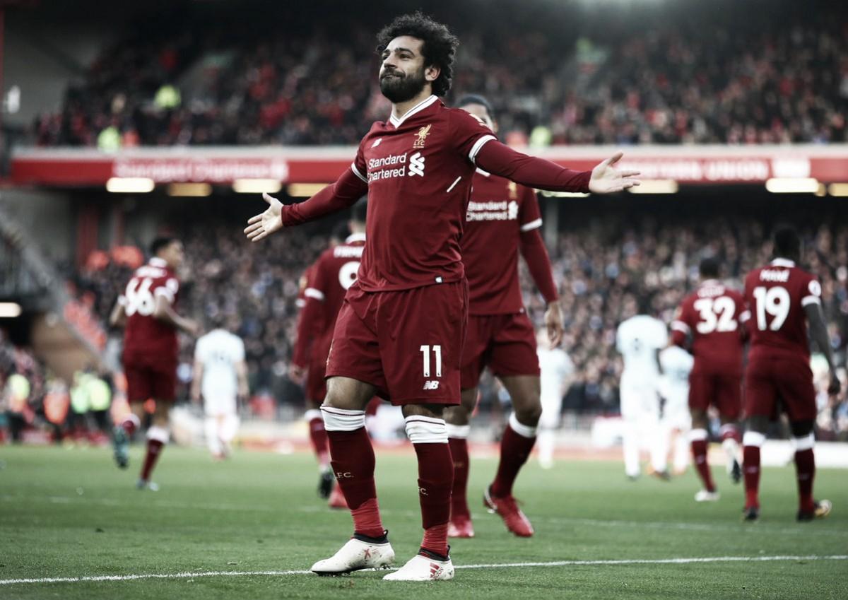 Premier League, Liverpool-West Ham 4-1, Benitez raggiunto all'89'