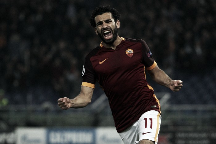 """Roma will fight for the Scudetto"" says Salah"