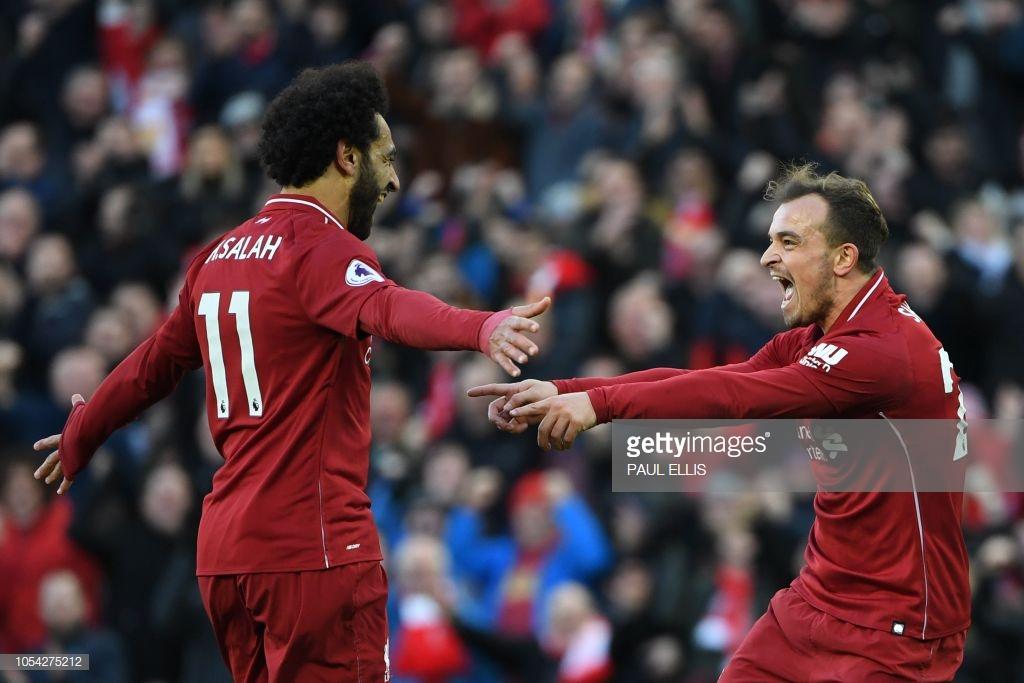 The Warm Down: Shaqiri unlocks fresh attacking element that unleashes the revived Salah