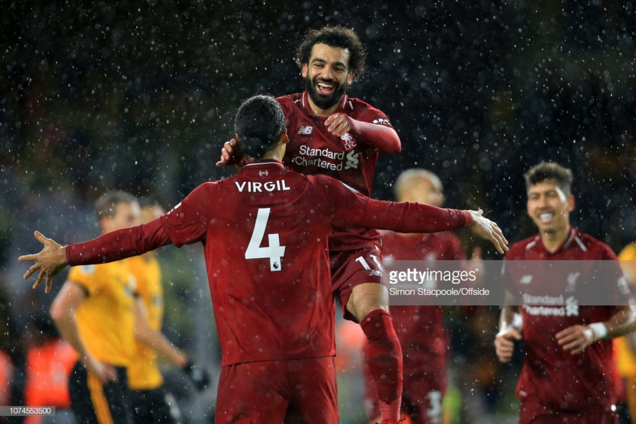 Wolves 0-2 Liverpool: Ruthless Reds go top of the pile for Christmas