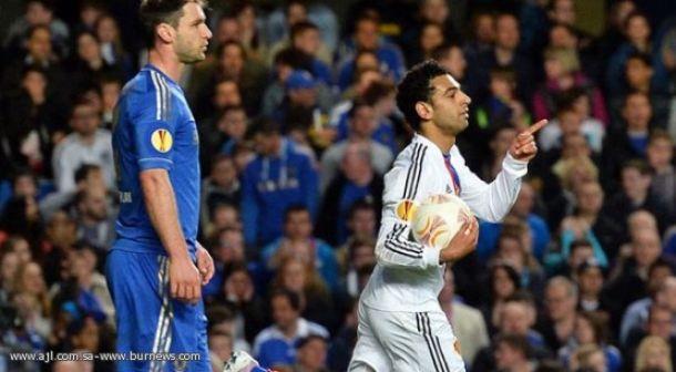 Salah é o novo jogador do Chelsea