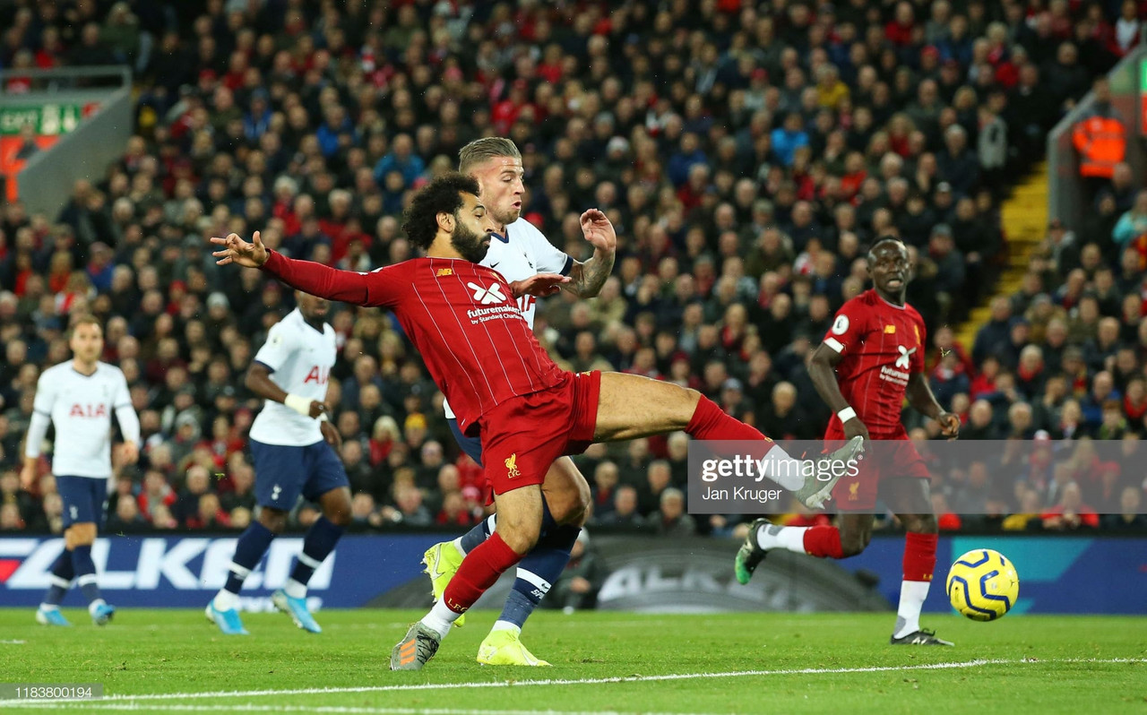 Tottenham Hotspur vs Liverpool: Live Stream TV Updates and How to Watch Premier League 2020