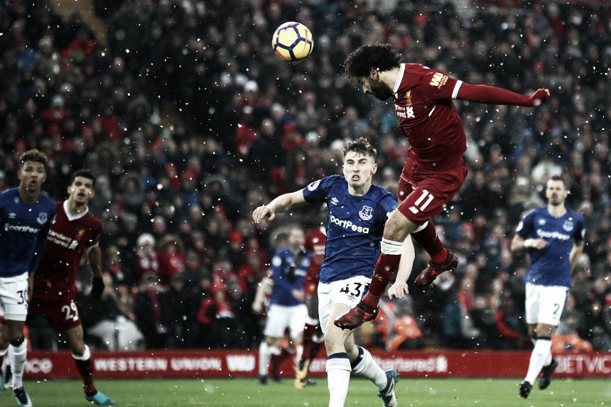 Liverpool vs Everton en vivo y en directo online por Premier League 2018