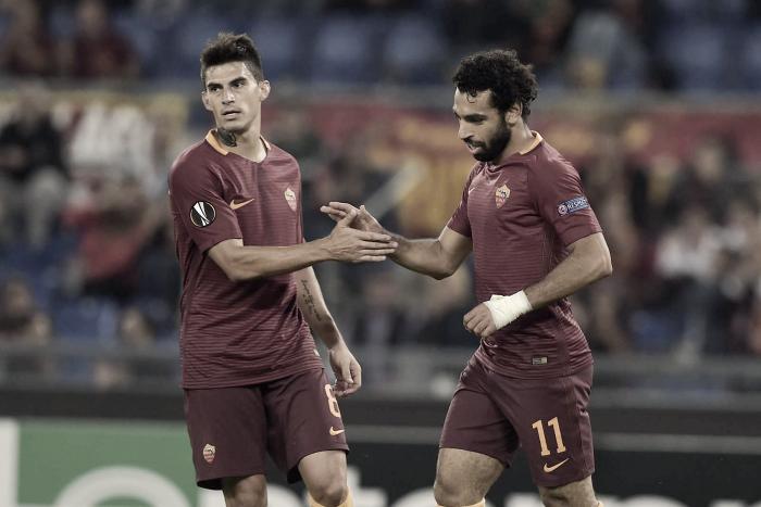 Roma - Al lavoro verso il Villarreal con tutti a disposizione, tranne Florenzi