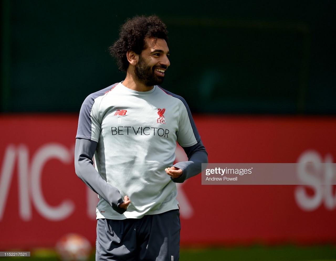 Mohamed Salah determined to banish Sergio Ramos nightmare and avenge the heartbreak of Kiev