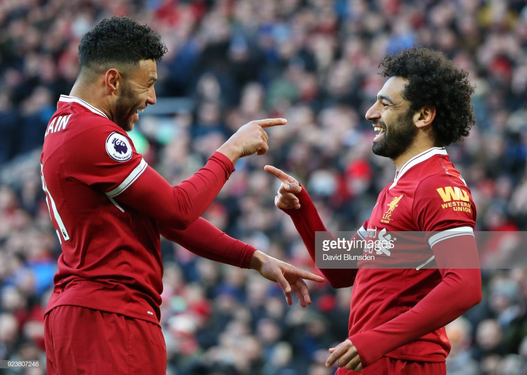Liverpool player ratings with 'fab three' all on target against West Ham