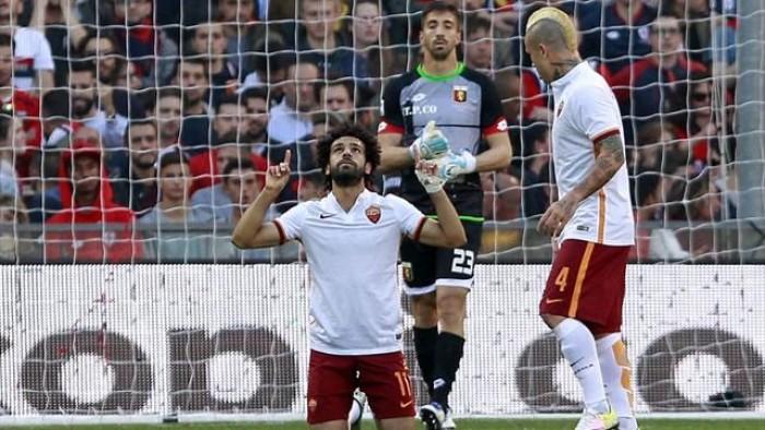 Roma, allarme Salah: rischia di saltare il derby