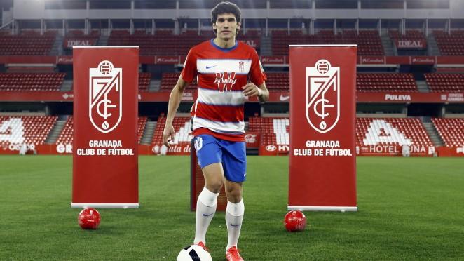 Jesús Vallejo, un regreso esperado en el Granada CF