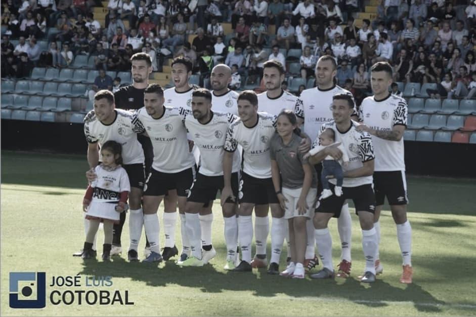 El Salamanca CF busca la tercera consecutiva