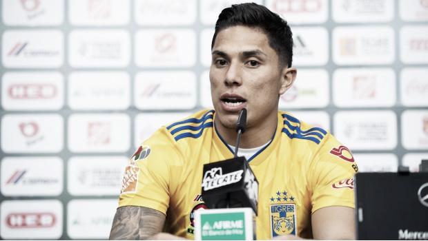 Carlos Salcedo, listo y a la espera de ver minutos con Tigres
