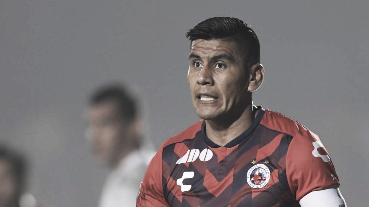 Carlos Salcido culminará su contrato con Veracruz