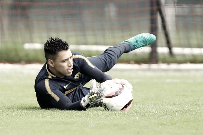 """Alfredo Saldivar: """"El domingo necesitamos ganar y queremos hacerlo"""""""