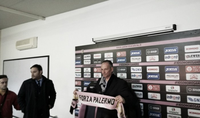 Palermo, Salerno ammette le difficoltà sul mercato