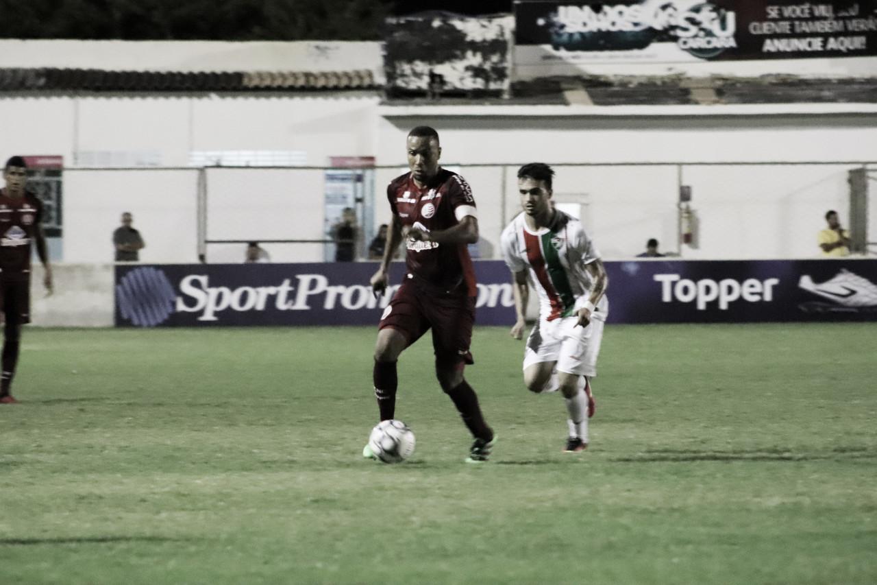 Náutico e Salgueiro duelam pela terceira rodada da Copa do Nordeste