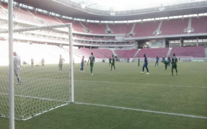 Salgueiro estreia no Campeonato Pernambucano 2018 com empate sem gols contra Vitória