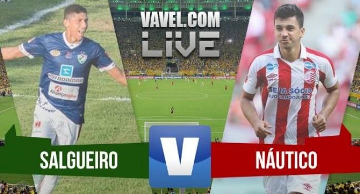 Resultado Salgueiro x Náutico no Campeonato Pernambucano 2016 (0-1)