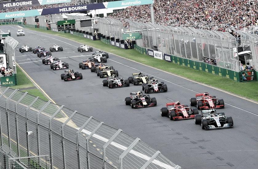 Resumen de la Carrera del GP Australia 2019 de Formula 1