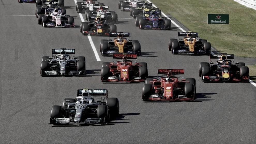 Las incertidumbres sobre el GP de Japón complican el calendario de la F1
