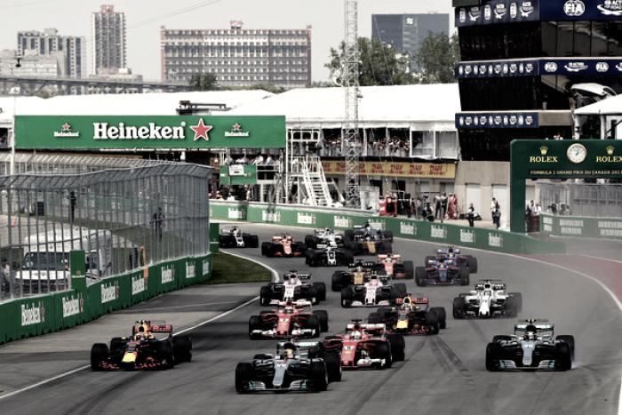 La FIA publica un borrador del calendario de la temporada 2018 que constará de 21 carreras