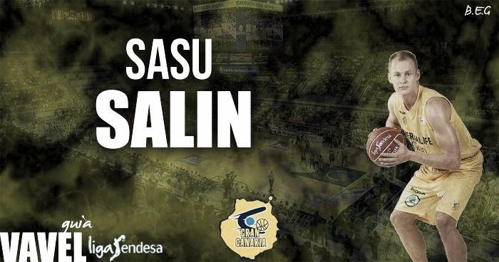 Herbalife Gran Canaria 2016-17: Sasu Salin, potencial nórdico