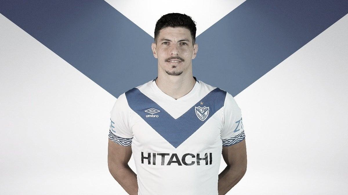 Una baja más: Rodrigo Salinas rescindió su contrato con Vélez