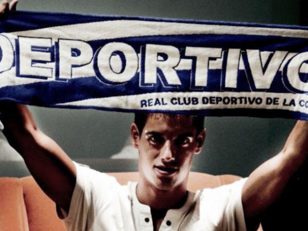 Diogo Salomão volta ao Deportivo
