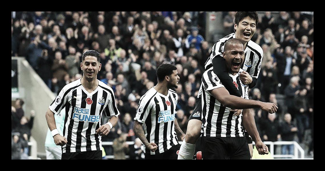 Newcastle derrota al Bournemouth con doblete de Rondón