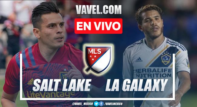 Goles y resumen del Real Salt Lake 2-1 LA Galaxy en MLS 2021