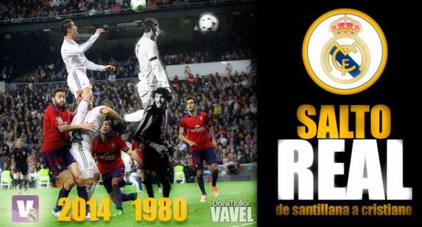 El salto Real, de Santillana a Cristiano Ronaldo: un vuelo hacia la historia