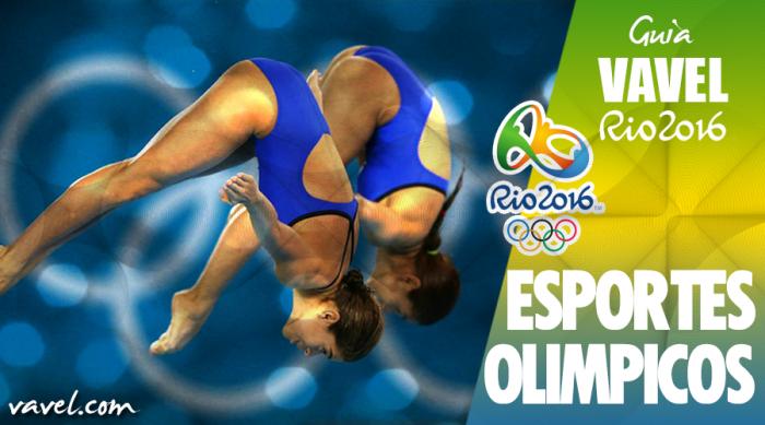 Saltos Ornamentais: tudo o que você precisa saber para o Rio 2016