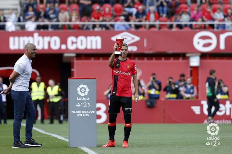 "Salva Sevilla: ""Siempre he sido bético"""