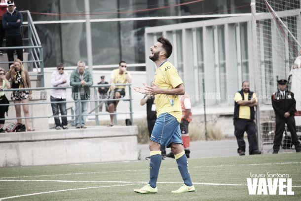Fotos e imágenes del Las Palmas At. 1-1 FC Cartagena,playout de Segunda B