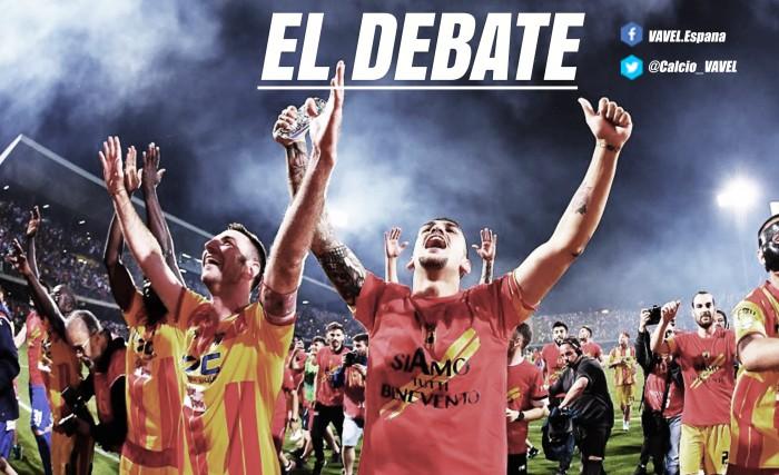 El debate: ¿tiene opciones el Benevento de mantener la categoría?