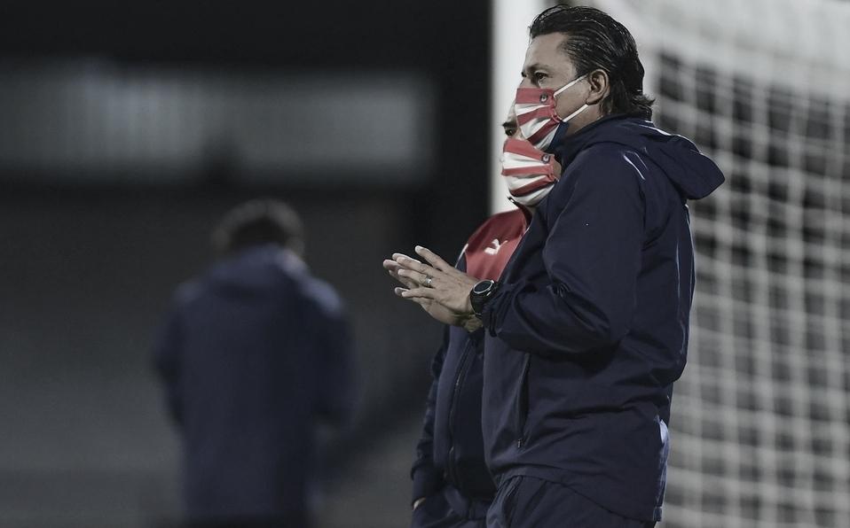 """Salvador Reyes: """"No podemos excusarnos por las ausencias"""""""
