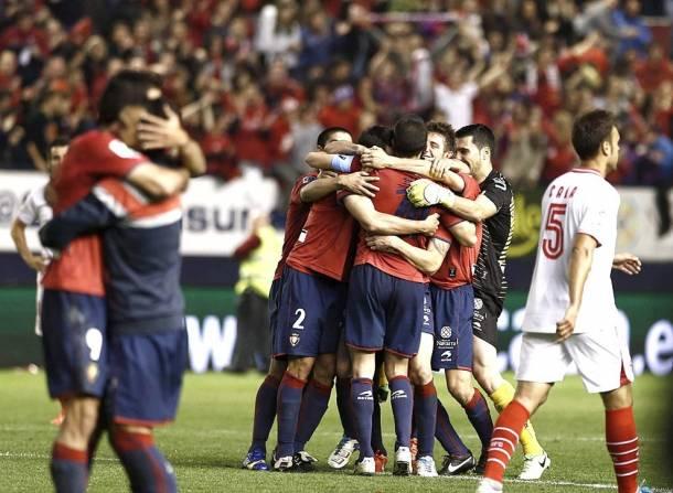 Club Atlético Osasuna 2013/14