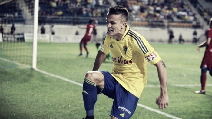 Salvi Sánchez, el guía del Cádiz CF