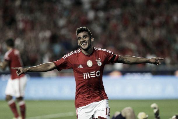 Salvio se perderá la final de la Taça da Liga