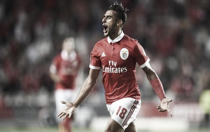 Jiménez y Benfica golean en la Jornada 3 de la Primeira Liga