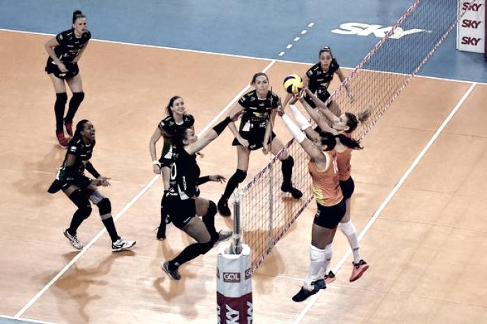 Cinco equipes garantem classificação antecipada para os playoffs da Superliga Feminina