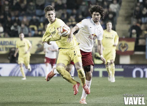 Resultado Salzburgo vs Villarreal en vivo (1-3)